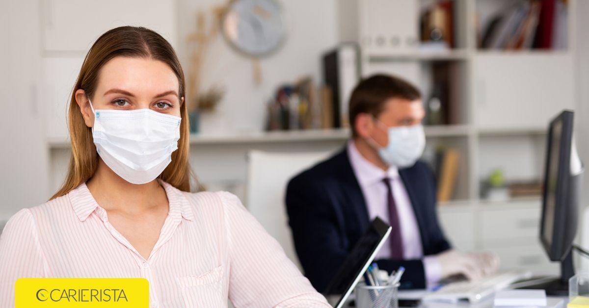 Τέσσερις συμβουλές για να υποδεχθείτε ξανά το προσωπικό στον χώρο εργασίας μετά την κρίση COVID-19