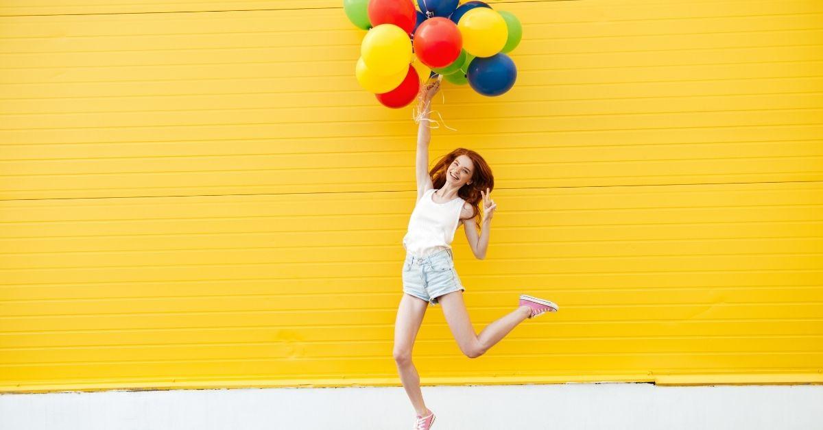 10 τρόποι για να γίνεις πιο χαρούμενος άνθρωπος!