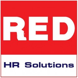 RED HR SOLUTIONS logo