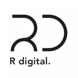 R Digital logo
