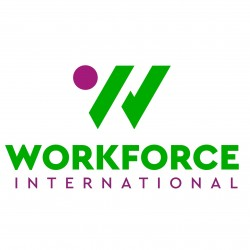 IWR WorkForce International logo
