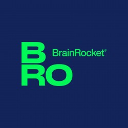 BrainRocket logo