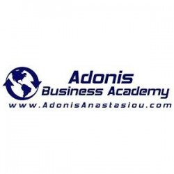 Adonis Business Academy logo