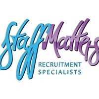 STAFFMATTERS RECRUITMENT SPECIALISTS logo